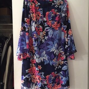 Floral Brand new dress! From Dressbarn!